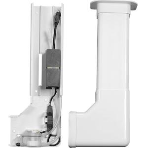 Pompe pour goulotte climatisation